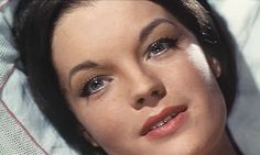 Dear Romy Schneider as Katja, Tsar Alexander II's great love and then his morganatic wife...