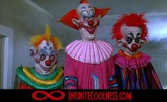 Killer Klowns From Outerspace
