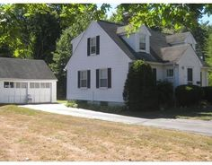 34 Lake Rd, Wayland, MA 01778 - Doug's Comments:  South side neighborhood.  Needs updates.  Wood inlays in LR/DR are a wow!