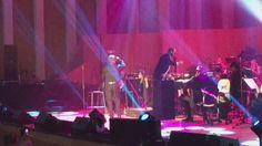 Josep Copoví @JosepCopovi  201115 Concert @RAPHAELartista Valencia Escándalo #Raphaelsinphonico