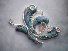 Butterfly by Alkhymeia.deviantart.com on @deviantART