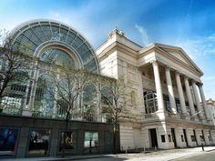 The Royal Opera House Covent Garden. London, United Kingdom.