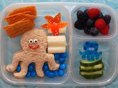 octopus lunches