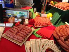 Italian sausage best around!