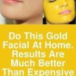 Gold Facial At Home With All Natural Ingredients Coconut Oil Massage, Friendship Quotes Images, Natural Cleaners, Face Creams, Varicose Veins, Wash Your Face, Natural Home Remedies, Beauty Tricks, Beauty Care