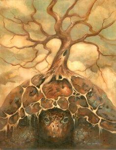 World Tree Photo Art Print by EtherealArt on Etsy, $15.95