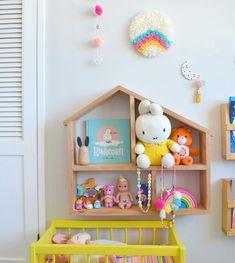 #kidsroom #girlsroom #brightkidsroom #decorforkids #kidsdecor #kidsinteriors Kiwicorn kids book