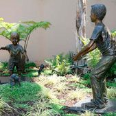 Heidi Hadaway's finest creations of bronze sculpture South Africa add an immense value to the homes in a beautiful manner. Bronze Sculpture, Statues, South Africa, Sculpting, How To Memorize Things, Sculptures, Childhood, African, Homes