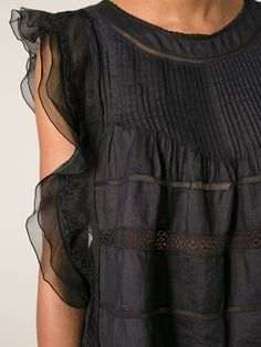 Shop Isabel Marant 'Ojima' top in Changing Room from the world's best independent boutiques at farfetch.com. Over 1000 designers from 60 boutiques in one website.