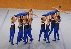 TeamGym – tým Junior II - chlapci - pódiová skladba