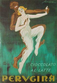 Federico Seneca, Cioccolato al Latte Perugina, 1923