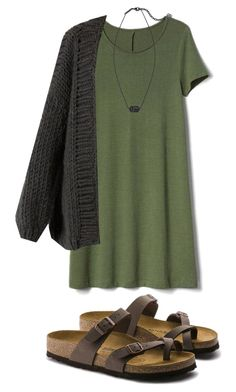 """""""Church"""" by allyson04 on Polyvore featuring Gap, I Love Mr. Mittens and Kendra Scott"""