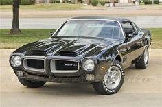1971 Pontiac : Firebird Formula