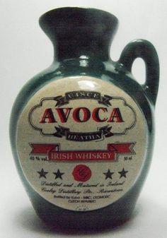Avoca Irish Whiskey 50 ml.