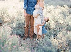 Santa Barbara family maternity photos by The Great Romance Photo | 100 Layer Cakelet