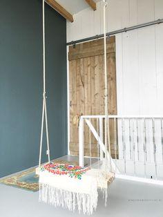 Study home office my workspace with swing indoor er bij