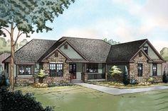 Plan #124-1031 - Houseplans.com