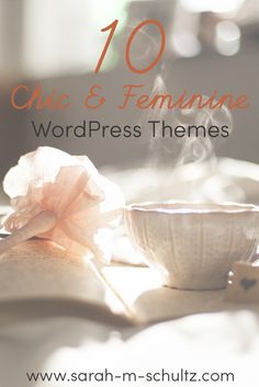 10 Chic WordPress Th