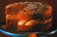 Εύκολο και απλό κέικ σοκολάτας