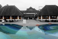 Bolghatty palace back side pool
