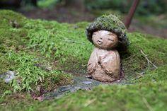 三千院 わらべ地蔵 on Flickr.