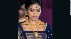 """""""No wedding in India is complete without gold,"""" said Vithika Agarwal, also of <a href=""""http://www.divyavithika.com/"""" target=""""_blank"""">Divya Vithika Wedding Planners</a>.<br />""""It doesn't matter how rich or poor you are -- you will still own gold according to your status. And because this is a day when you're showing off your prosperity, wealth, and material goods, the amount of gold you're wearing really matters."""""""