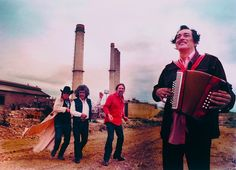 Texas Tornadoes (with the late great Doug Sahm, now featuring his son, Shawn)