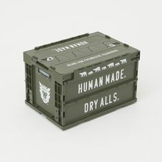 HUMAN MADE® CONTAINER