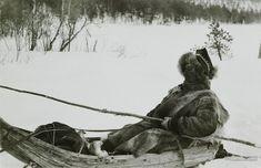 Karl Voldemar Nickul (Suonikylä, Petsamo, Lappi) Skolt-saami