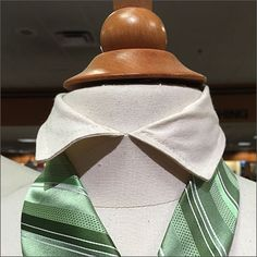 If you prefer a dressy, button-down look for your Necktie display, consider these neck forms, ready-made with integral shirt collars. With or without collar stays they present a more formal look. Shirt Collars, Collar Stays, Formal Looks, Retail, Display, Button, Floor Space, Whales, Billboard