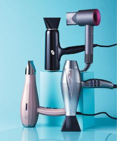 We Found the Best Hair Dryer—and It's Worth Every Penny – Jessi Harrison – haartrockner Best Hair Dryer Brand, Hair Dryer Brands, Soft Hair, Dry Hair, Comb For Curly Hair, Best Dryer, Ionic Hair Dryer, Healthy Oils, Make Up