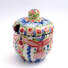 "DOSEN ""Rosa-BluVerde"" Jar, Home Decor, Pink, Tablewares, Decoration Home, Room Decor, Home Interior Design, Jars, Glass"