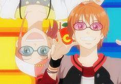 Atsushi Otani and Risa Koizumi Cute Anime Guys, I Love Anime, Koizumi Risa, Lovely Complex Anime, Anime Manga, Anime Art, Otaku Problems, Complex Art, Cartoon Video Games