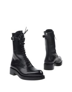 cf23c5ff90e6 Prada Women Ankle Boot on YOOX. The best online selection of Ankle Boots  Prada.