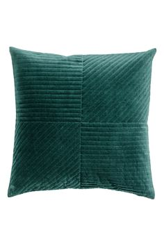 Pack of 5 INDIAN GLASS FOIL Rectangle Pillow Feature Beads TEAL GREEN BLUE WHITE