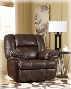 DuraBlend - Brindle Rocker Recliner (Brindle)
