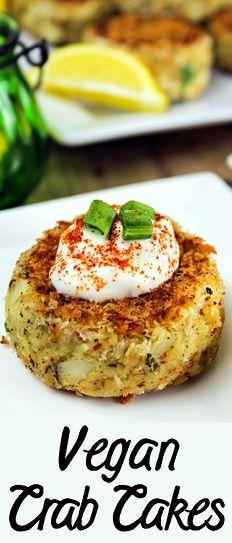 Vegan Crab Cakes : veganhuggs