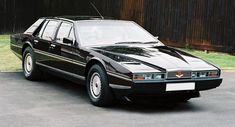 Buy An Aston Martin Lagonda – It's An Investment Say Specialists