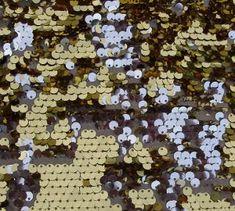 Bojangles Gold/Silver sequin linen
