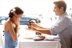 How to pop up THE QUESTION – WILL YOU MARRY ME?