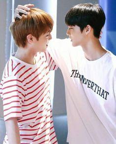 #thebestcoupleintheworld Park Jihoon Produce 101, Fox Kids, Let's Stay Together, Boys Home, You Are My World, Guan Lin, Ong Seongwoo, Lee Daehwi, Produce 101 Season 2