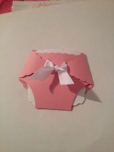 How to make Baby Shower Diaper Invitations! | Jay Melendez