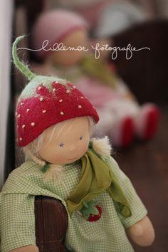 Ideas for creating Waldorf dolls, clothes, tutorials
