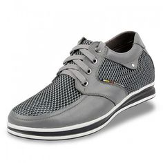 Men Casual Shoes - height increasing breathable casual shoes for men  summer elevator shoes taller  6cm / 2.36inches  with the SKU: MENXJD_2661-3 at Tooutshoes online store