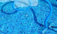 """Tired of critters, bugs, and debris always in your pool when you want to enjoy a nice afternoon swim? Read this article on how to keep your water lookin' enticing! HowStuffWorks: """"10 Pool Maintenance Tips"""""""