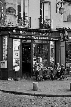 """2006 - Au """"Vide gousset"""" - Paris 75003"""