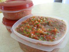 Adorkable Recipes: Spicy Homemade Salsa