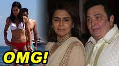 Katrina Kaif may have hit the headlines with her bikini act but guess Ranbir's Papa Rishi Kapoor & Neetu Singh are very upset with Katty. Find out why Ranbir Kapoor's parents are upset with Katrina's growing more then friendship with senior RK --> http://www.youtube.com/watch?feature=player_embedded=bSvj2J9RJSA