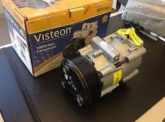 awesome Visteon AC Compressor 010022 Ford F Series Trucks and More New - For Sale View more at http://shipperscentral.com/wp/product/visteon-ac-compressor-010022-ford-f-series-trucks-and-more-new-for-sale/