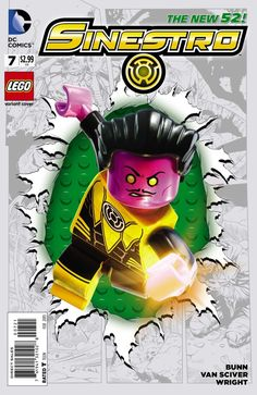 Sinestro #7 - Godhead, Act II, Part V: Battle Plans (Issue)